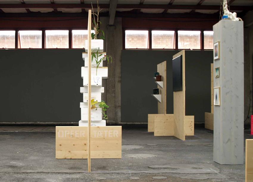 André Büchi 2013 Kunsthalle Arbon